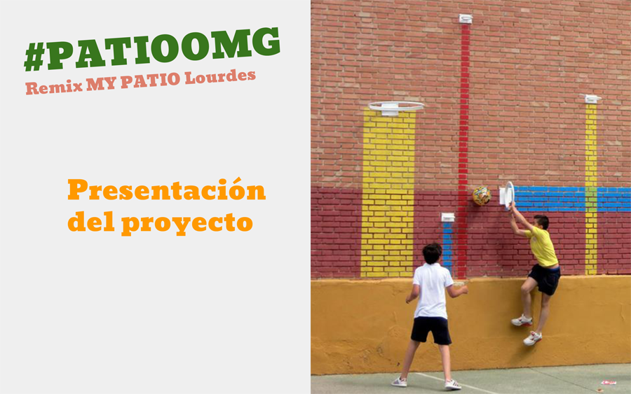 PATIOOMG Patio Secundaria 2018