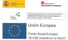 Fondo Social Europeo: cofinancia itinerarios 3º y 4º ESO