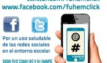Fuhemclick: comunicado a las familias