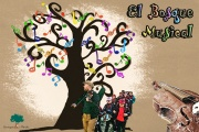 El bosque musical: 2º E. Primaria