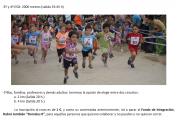 [V27MAY] Cross Colegio Lourdes